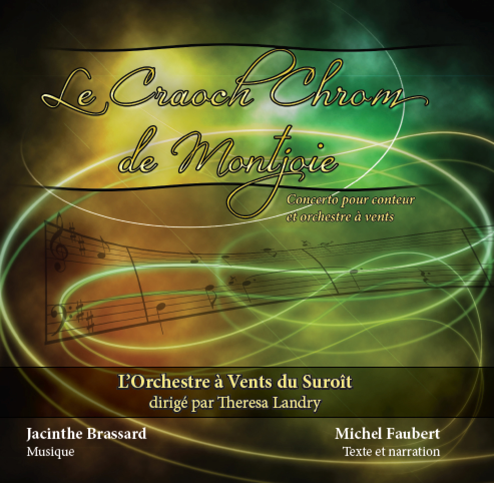 pochette Craoch Chrom de Montjoie